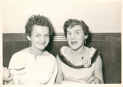 Aunt Elly and Mom