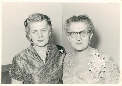 Aunt Jean and Grandma Cupidro (Sisters)