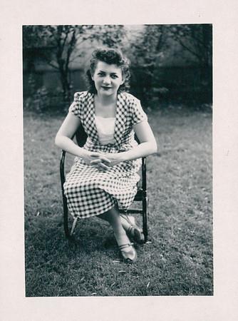 Aunt Florence (Flo)
