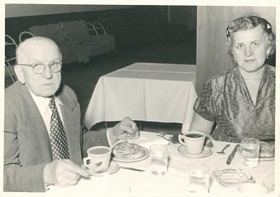 Dziadzia and Aunt Jean