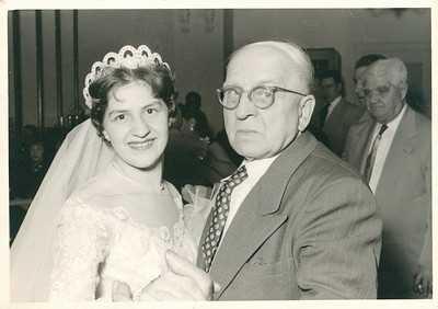 Aunt Ann and Dziadzia
