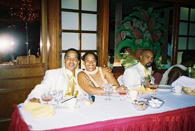 20050821 50th Anniversary of Julius and Gertrude Allen