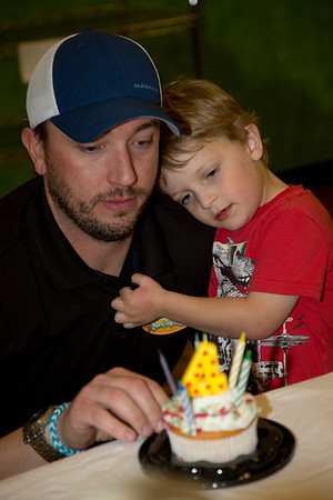Blake's 4th Birthday Party