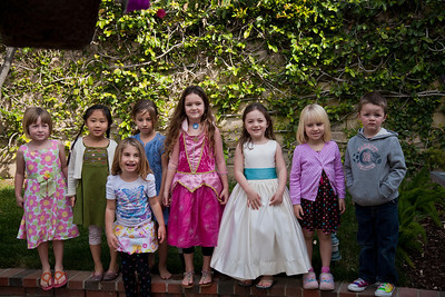 Hailey's 5th Birthday Party
