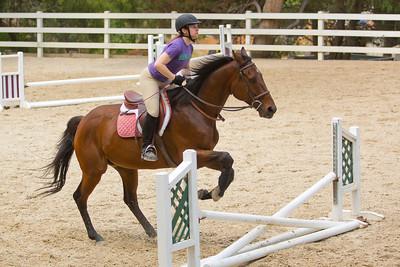 Sarah Horseback Riding