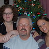 Daddy and is little girls!<br /> Jessica, Jim & Jennifer