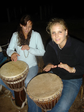 Local Food, Dancing and Drumming