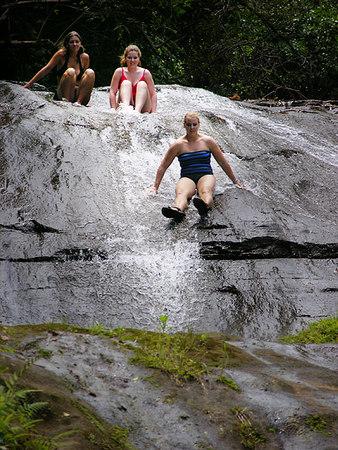 Mt Carmel Falls