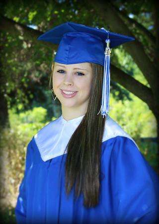 Kayla Graduation 2012