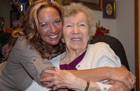 Mom 89th Birthday 2013