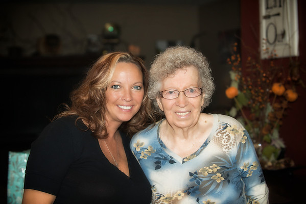 Mom's 88th Birthday 2012