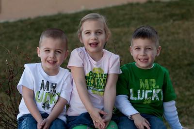 Cory, Ella, Kellen in Kansas March 2012