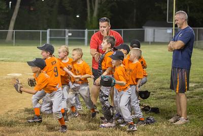 Cory and Kelen Baseball June 2016