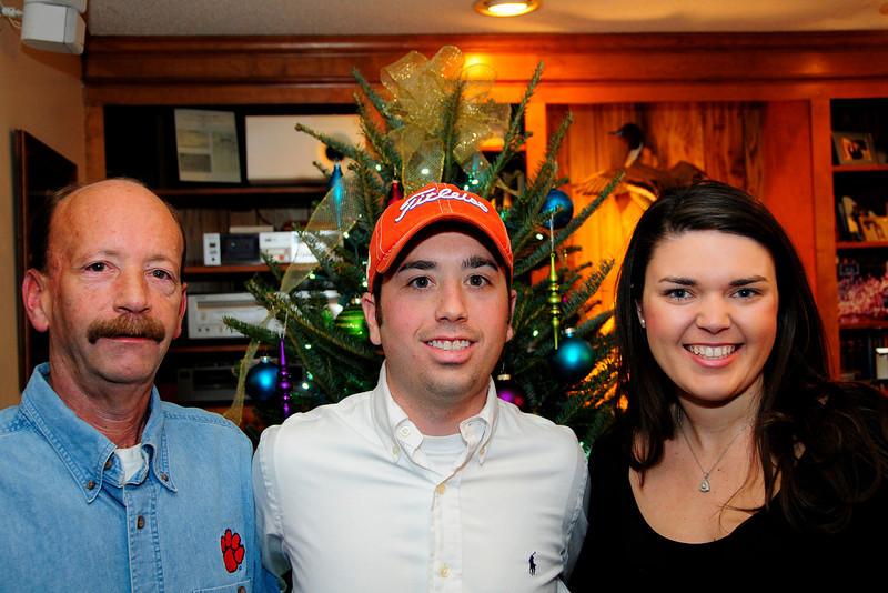 Brian Hutto family 2010