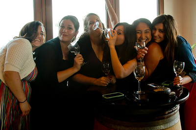 Bachelorette Party Wine Tasting
