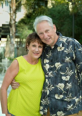 Gary and Karen Dinner