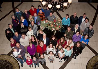 Kelly Thanksgiving Reunion 2013