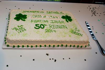 St. Agnes Class of 64 50 Yr Reunion