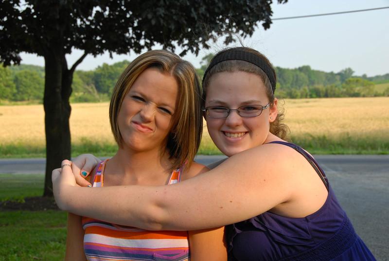 Typical Sisters! Jenn & Jess