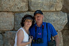 We found these two original inhabitants of Ephesus still residing .. no wait that's Frank and Angie!