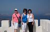 Kay, Angie, Josie at Santo Winery