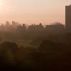 September 24, 2009. Sunrise over Central Park.