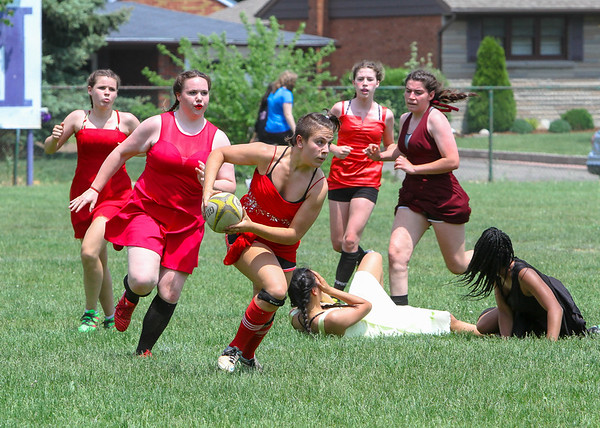 2016 May Prom Dress Rugby Tourney GSS