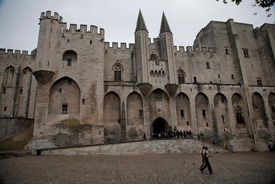 Avignon (Palace of the Popes) (Day 4)
