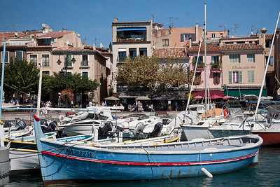 Cassis (Day 1)
