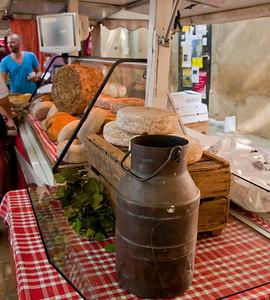 Lourmarin (Market Day) (Day 2)