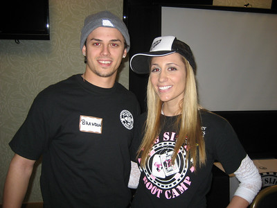 "Brandon and Vanessa Rousso - ""Best Poker Pro Chick"""