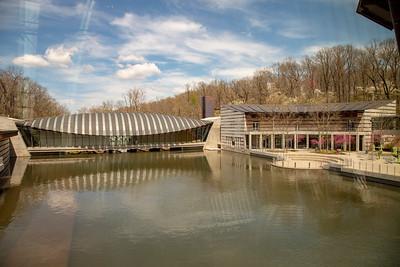 Crystal Bridges Museum / Bentonville