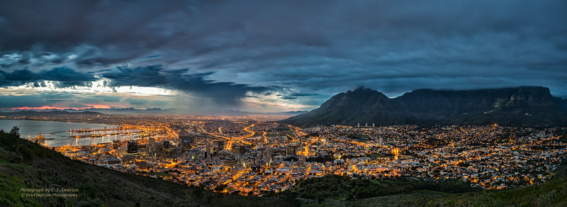 Cape Town at Dawn