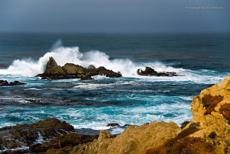 Waves on Garrapata