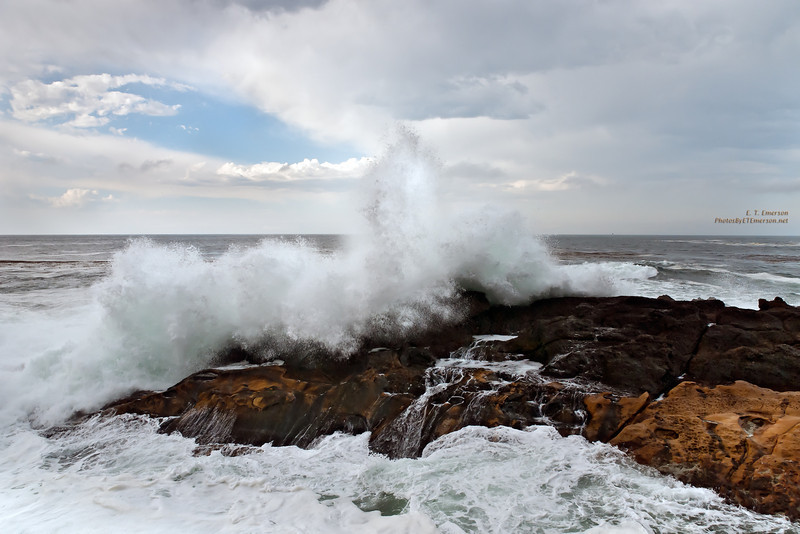 Point Lobos Waves