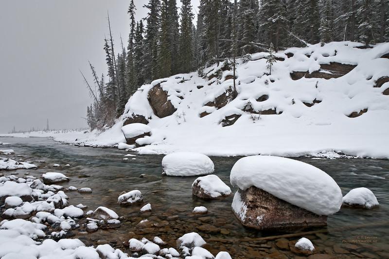 N. Saskatchewan River