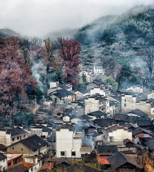 Wuyuan Stone Village, Jiangxi Province
