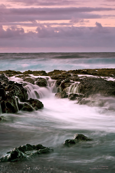 Early Morning on Maui's Hana Side