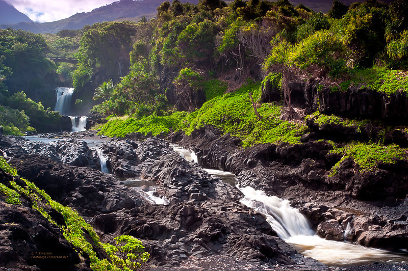 Haleakala's Seven Sacred Pools