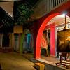 San Jose Art Studio at Night