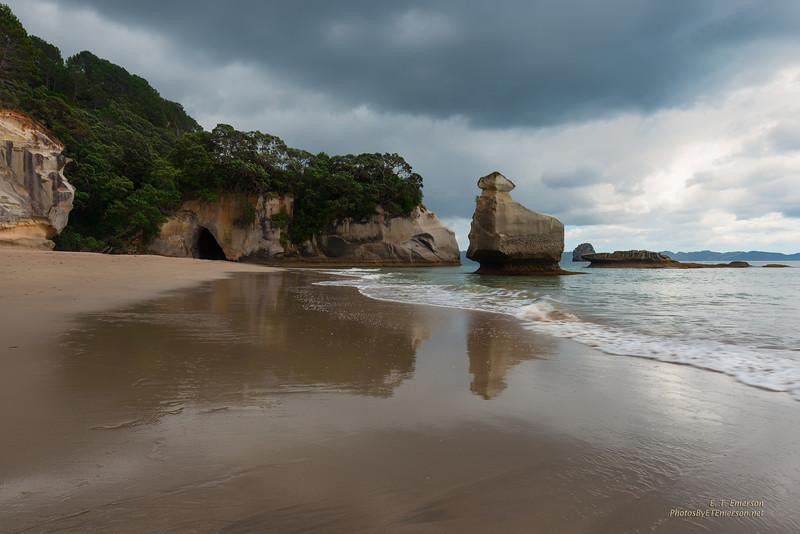 Mares Leg Cove, Coromandel Pen., NZ