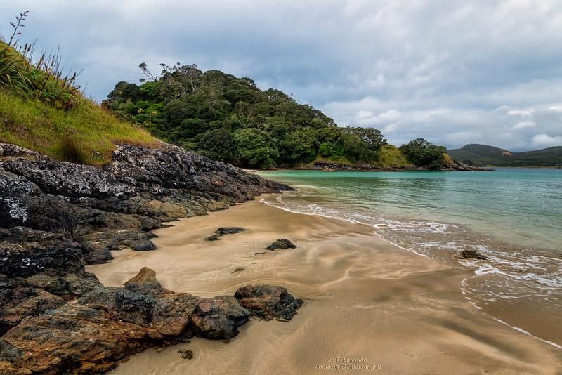 Waikato Bay Beach, NZ
