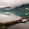 Crescent Lake in Olympic NP