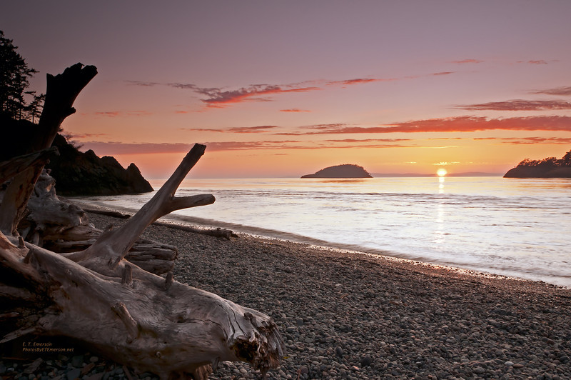 Deception Pass (WA) Sunset