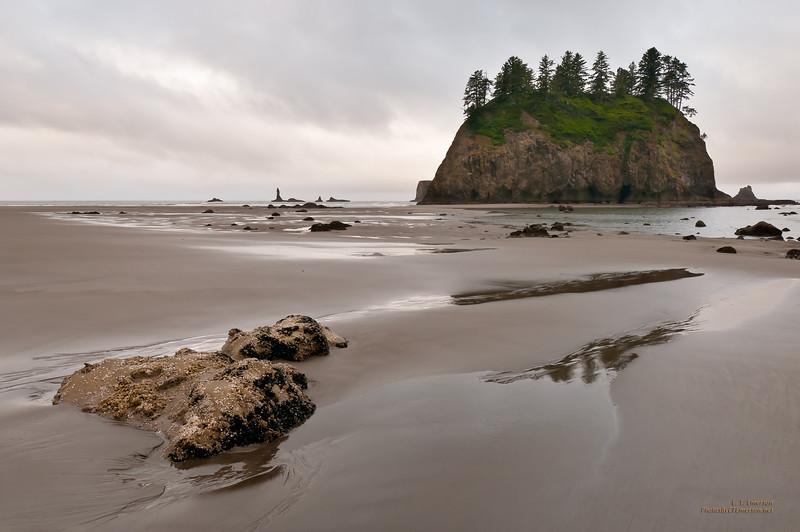 La Push, WA, Second Beach
