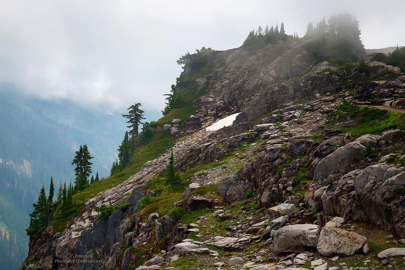 Mt. Baker's Artists' Point