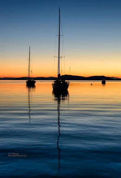 Sucia Island (San Juans) Sunrise