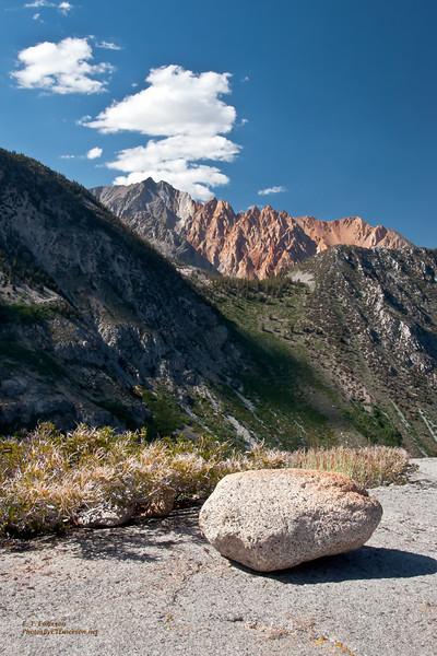Lake Sabrina Basin Hike