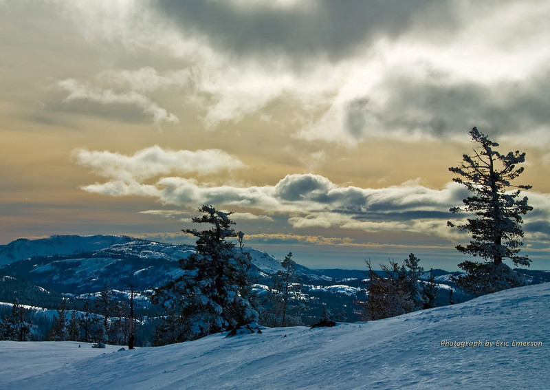 View From Andesite