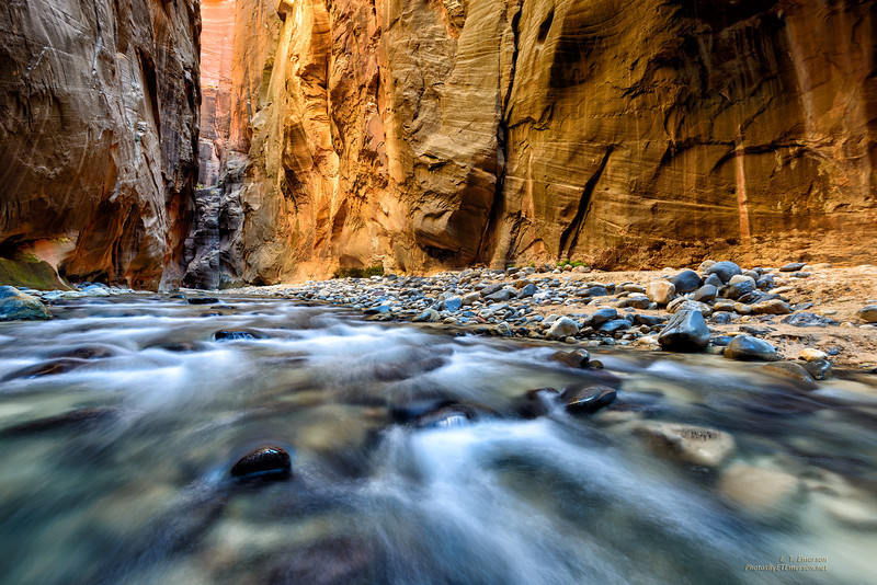 Rapids in the Narrows